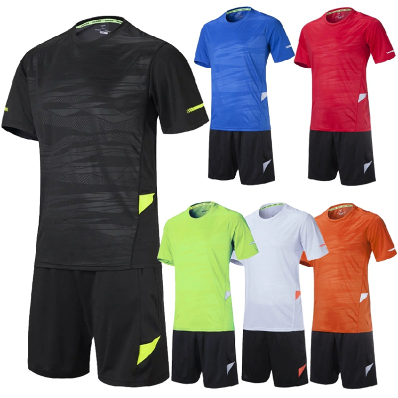 Add spirit to your team with new soccer uniforms