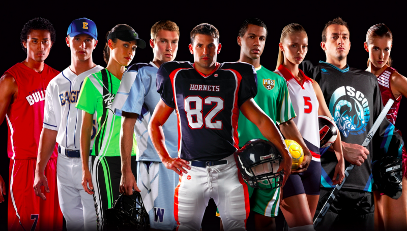 Basketball, Softball, Soccer and Track Uniforms are Designed to Enhance Performance